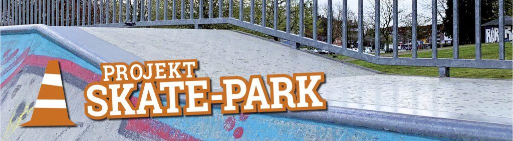 """Link zur Projektseite """"Skate-Park"""""""