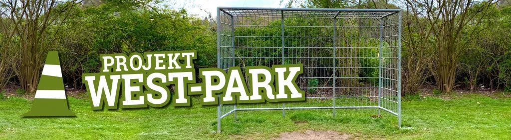 """Link zur Projektseite """"West-Park"""""""